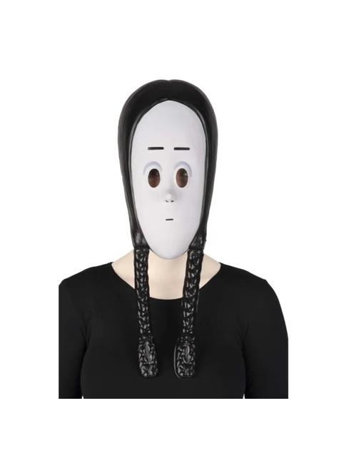 Máscara Miércoles La Familia Addams para niña