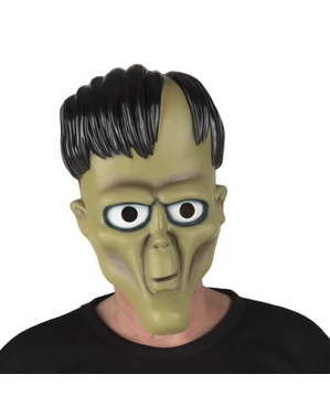 Familjen Addams Lurch Mask Vuxen