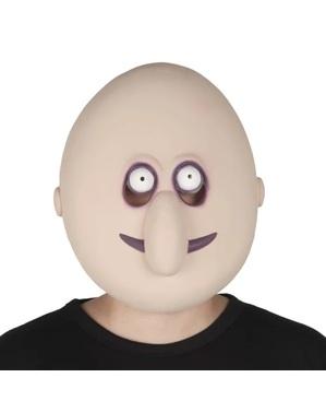 Maschera zio Fester Famiglia Addams uomo