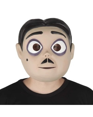 Máscara de Gómez A Família Addams para homem