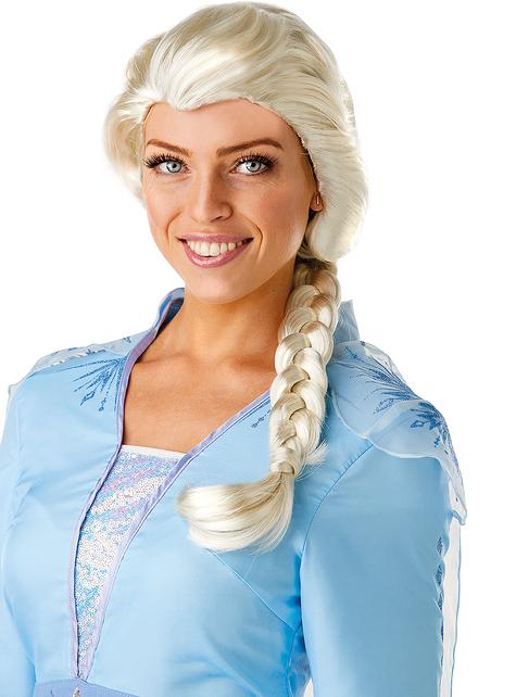 Elsa Frozen wig for women - Frozen 2