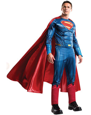 Men's Superman Grand Heritage: Batman v Superman Costume