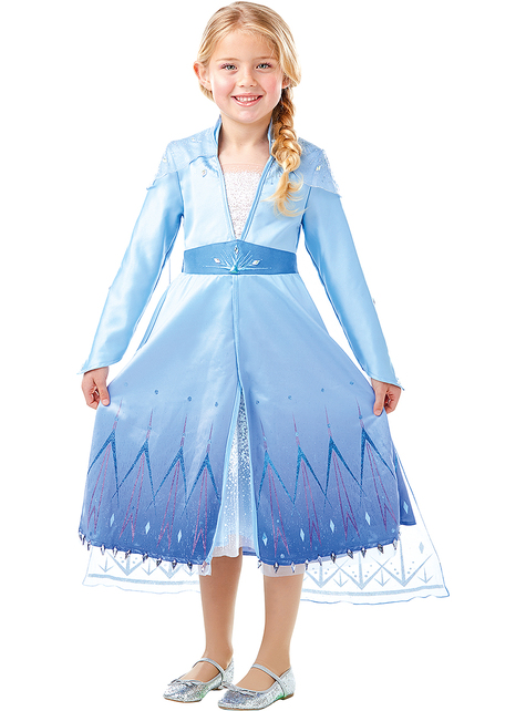 Premium Frozen Elsa asu tytöille - Frozen 2