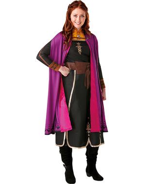 Anna Frost kostyme til dame - Frost 2