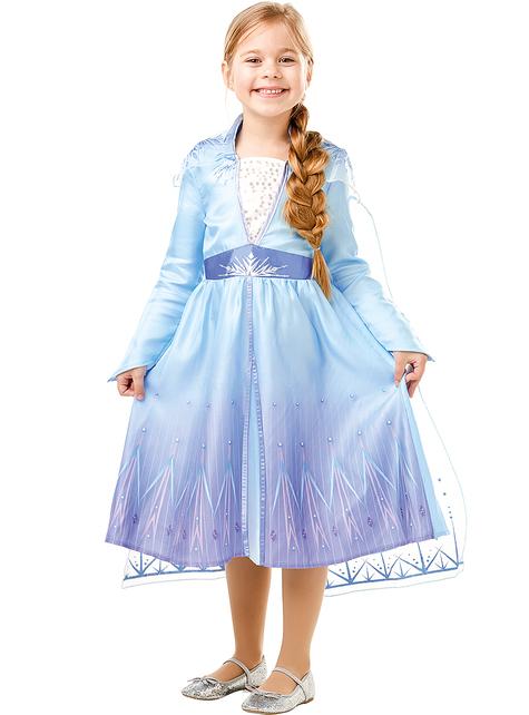 Elsa jurk - Frozen 2