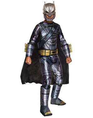Fiú Batman: Batman v. Superman Deluxe páncél jelmez