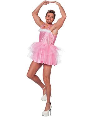 Maskeraddräkt Ballet dansös vuxen