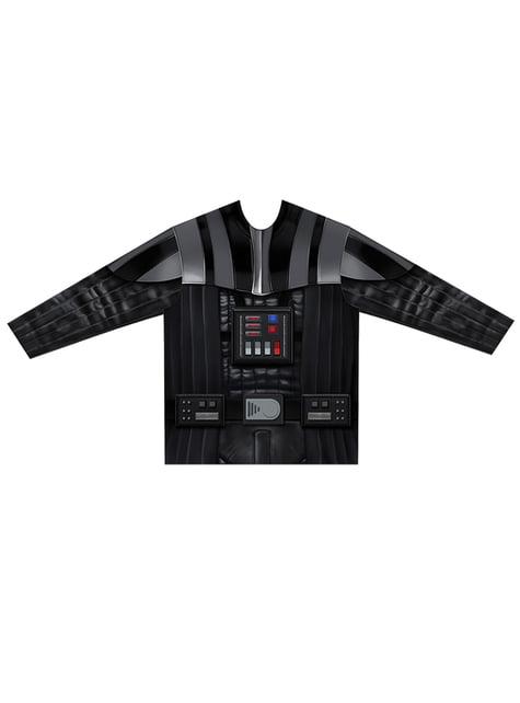 Adult's Hyperrealistic Darth Vader T-shirt