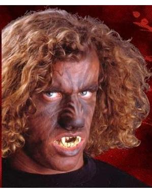 Werwolf Latex-Nase groß