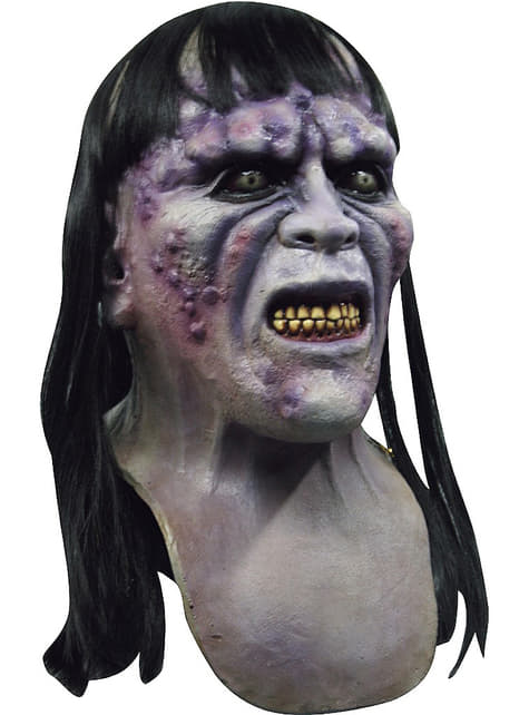 Aida Halloween Mask