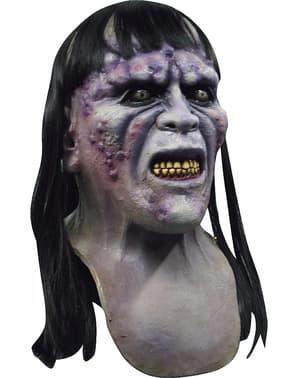 Pestzombie Maske
