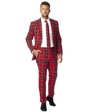 Σκωτσέζικο Καρό Κοστούμι
