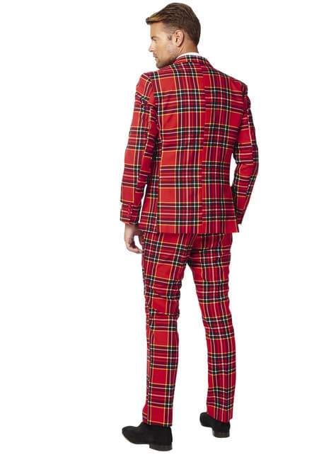 Lumberjack Anzug Opposuit