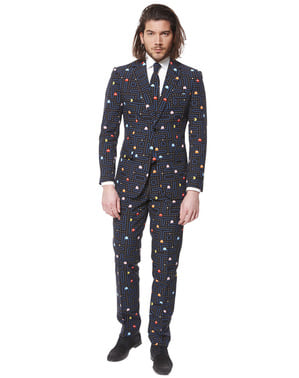 Opposuit Pac-Man dragt