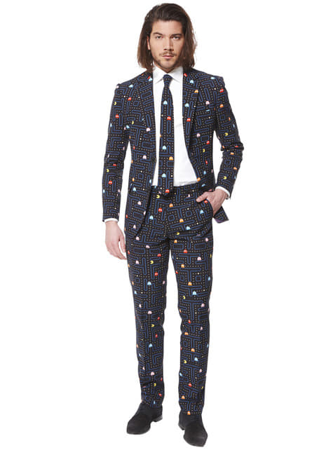 Pac-Man Suit - Opposuits