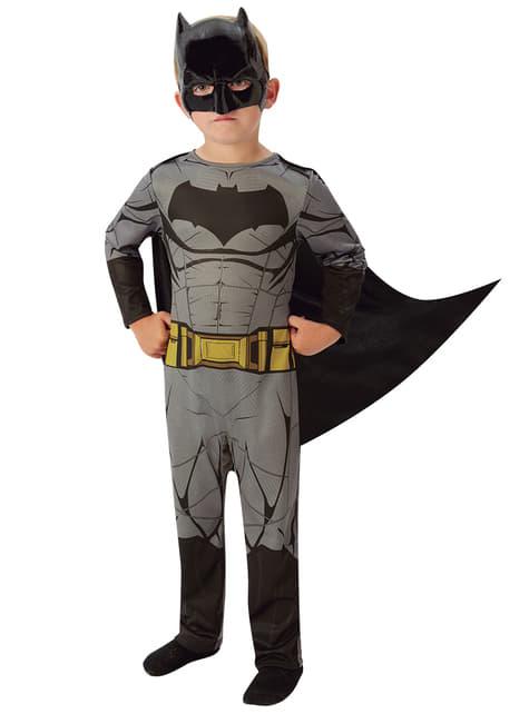 Disfraz de Batman: Batman vs Superman classic para niño
