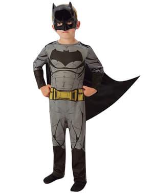 Fato de Batman: Batman v Super-Homem classic para menino