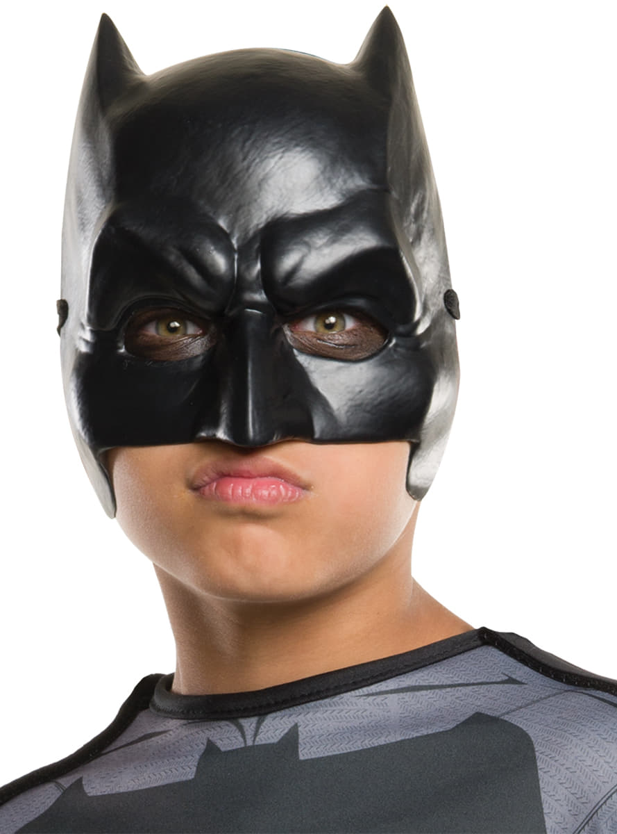 Masque batman batman vs superman enfant pour d guisement - Masque superman ...