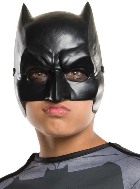 Máscara de Batman: Batman v Super-Homem para menino