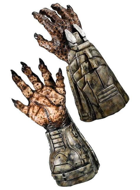 Извънземно срещу Хищник Хищник ръце
