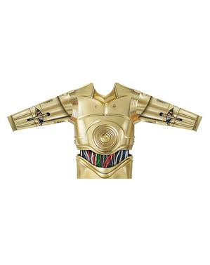Maglietta C3PO iperrealistica per bambino