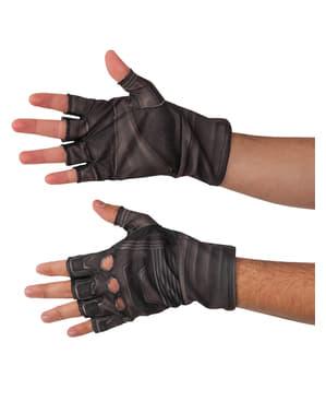 Ръкавици за граждански войни на капитан Америка за мъж