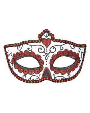 Masque dia de los muertos