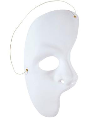 Maska duch z opery dla dorosłych