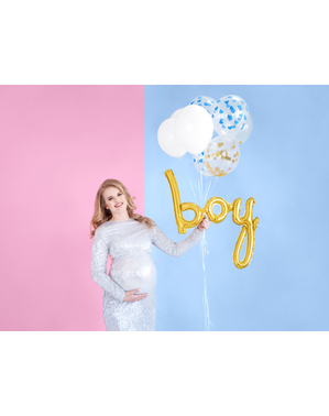 Golden Boy Balloon (73 cm)