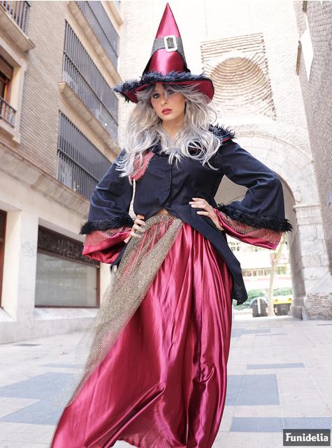 Kostium wiedźma