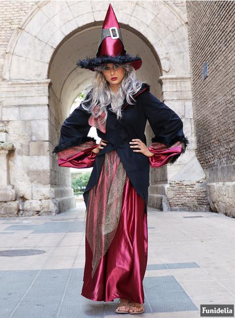 Hekse kostume