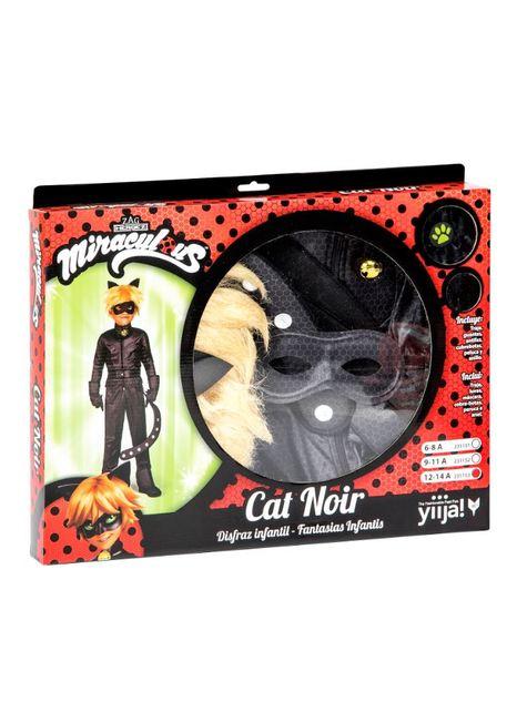 Mačka Noir Avanture Bubamare Kostim za djecu