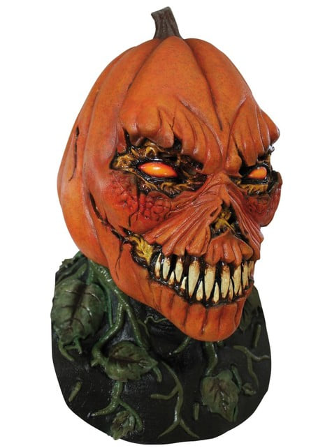Masque Possesed Pumpkin Halloween