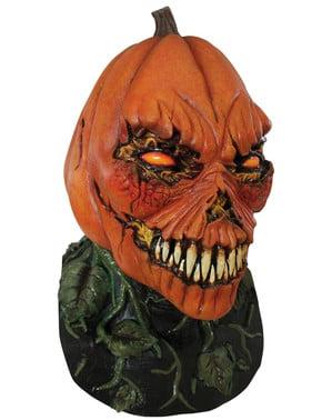 Possessed Pumpkin Halloween Mask