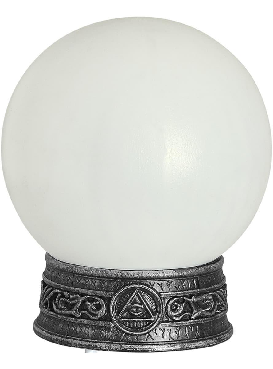 Bola de cristal luminosa para fiestas de halloween funidelia - Bolas de cristal personalizadas ...