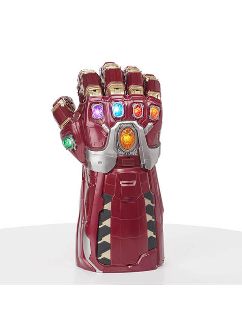 Guantelete de Iron Man - Vengadores Endgame (Réplica Oficial)