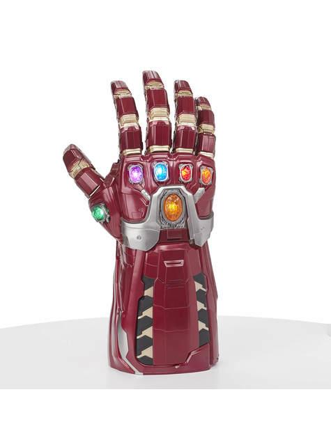 Manopla de Homem de Ferro - Vingadores Endgame (Réplica Oficial)