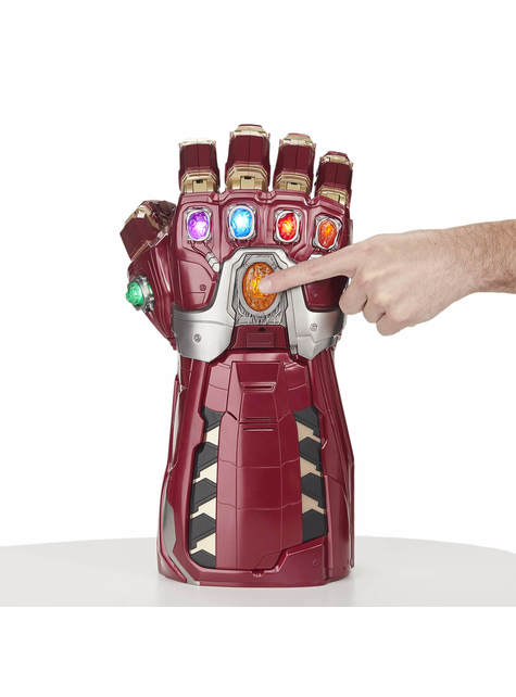 Iron Man Gauntlet - Avengers Endgame (Officiële replica)