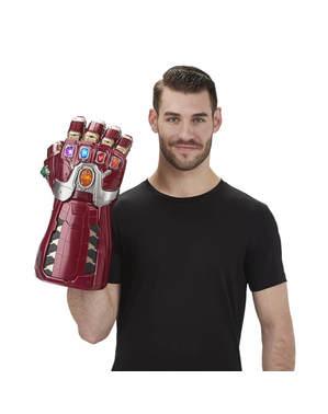 Γάντι πανοπλίας Iron Man - Εκδικητές: Η Τελευταία Πράξη (Επίσημο Αντίγραφο)