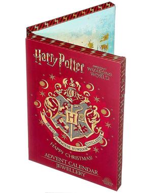 Calendario dell'Avvento con gioielli Harry Potter 2019