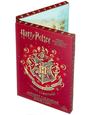 Harry Potter 2020 Adventskalender med smycken