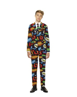 "Originálni oblek pro teenagery ""Badaboom"" Opposuit"
