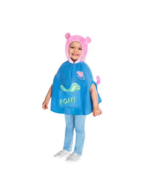 Peppa Pig George Costume for Boys