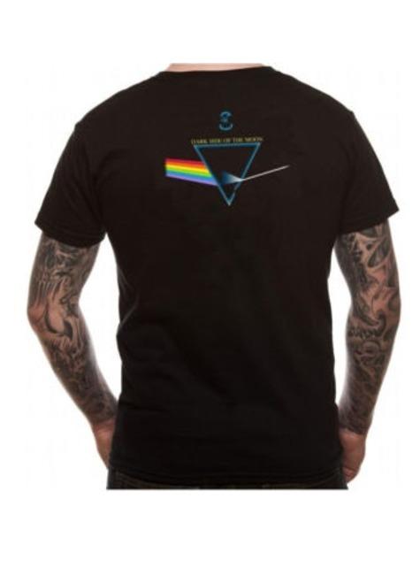 Camiseta de Pink Floyd Dark Side Of The Moon