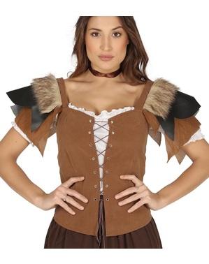 Vestă medievală pentru femeie