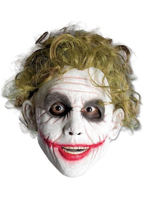 Joker Pruik voor jongens