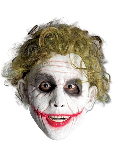 Peruka Joker dla chłopca
