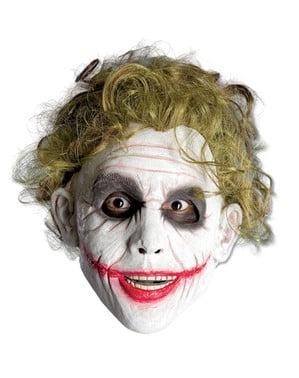Perruque de Joker pour garçon