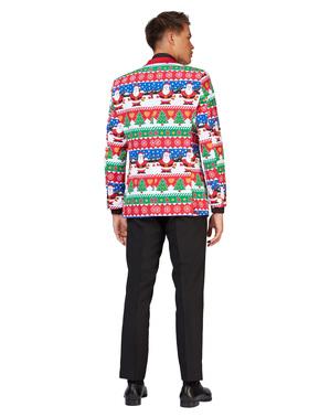 Snazzy Santa Opposuit jas voor mannen