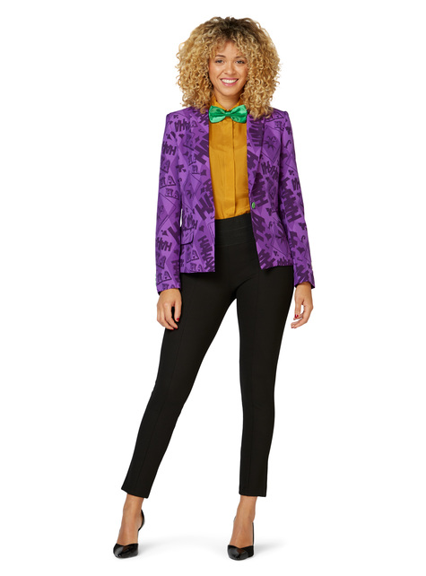 The Joker Opposuit jas voor vrouw